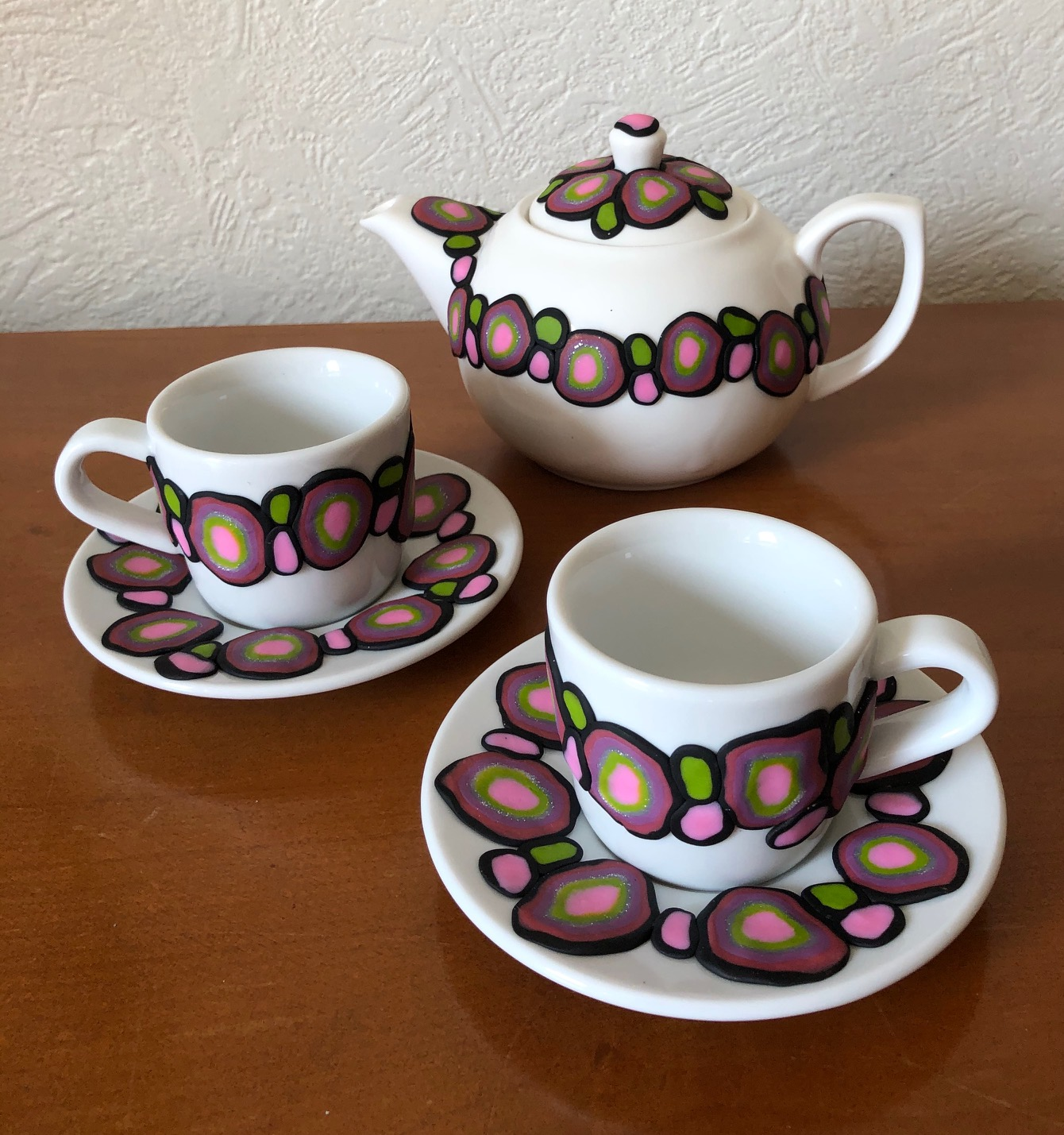 Bubble Tea set (£55)