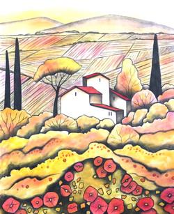 Aurore en Provence (£245)