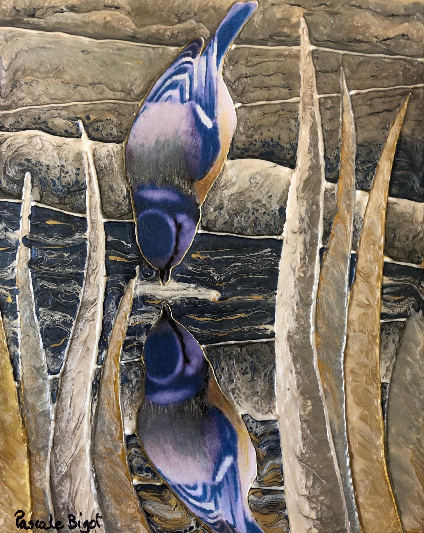 L'oiseau Bleu (£175)