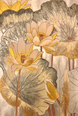 Water Lilies (£225)
