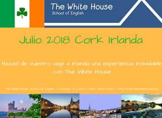 Este verano todos a Irlanda con The White  House.