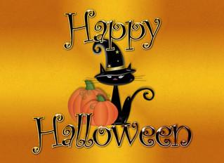 Ya está aquí Halloween.....