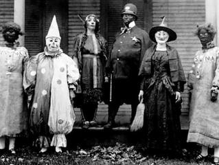 Los origenes de Halloween.