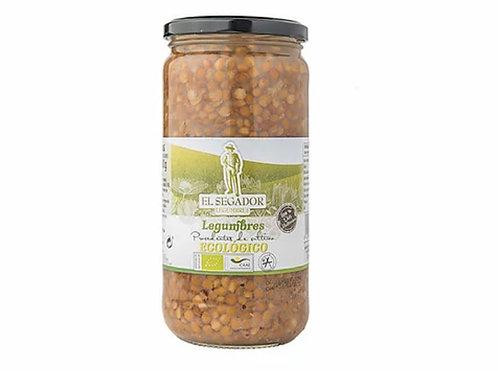 El Segador 即食有機鷹嘴豆(660克)El Segador Cooked Organic Chickpeas (660g)