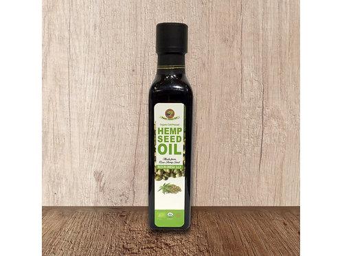 Earth Harvest有機冷壓大麻籽油250毫升 Organic Cold Pressed Hempseed Oil 250ml
