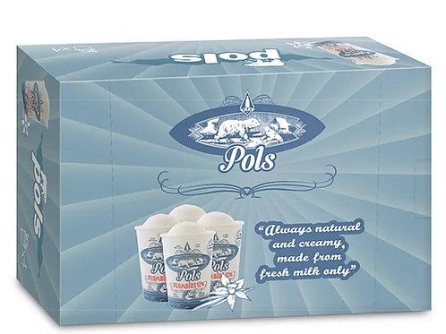 Pols經典雲呢拿雪糕杯4件裝 Pols Classic Vanilla Ice-Cream Cup Multipack 4pcs