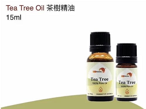 加維茶樹精油 15毫升Kiwi Essential Oil Tea Tree Oil 15ml