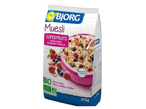 有機超級水果麥片(375g)Organic Superfruit Muesli (375g)