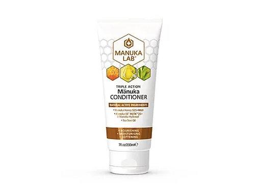 Manuka Lab 護髮素 - 麥蘆卡蜂蜜、麥蘆卡精油、茶樹精油 200ml MANUKA TRIPLE ACTION CONDITIONER