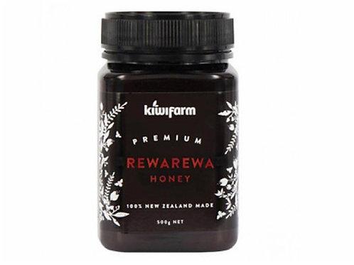 Kiwi Farm莉蕙花蜂蜜 (500克) Kiwi Farm Rewarewa Honey (500g)