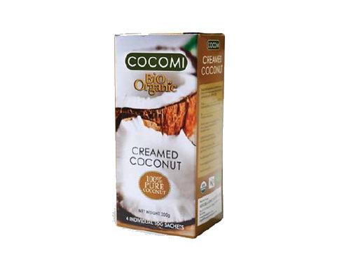 COCOMI 奶油椰子(4 x 50克)  COCOMI Creamed Coconut (4 x 50g)