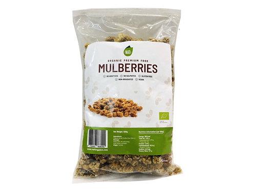 NATI 有機桑椹(500克) NATI Organic Mulberries (500g)