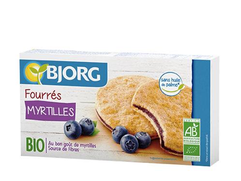 藍莓夾心有機餅乾(175g)Organic Biscuits with Blueberry Filling (175g)