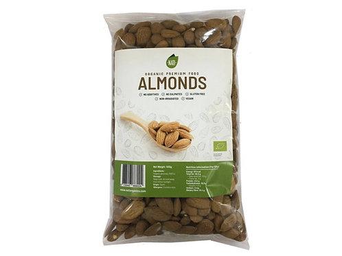 NATI 有機杏仁(500克) NATI Organic Almonds (500g)