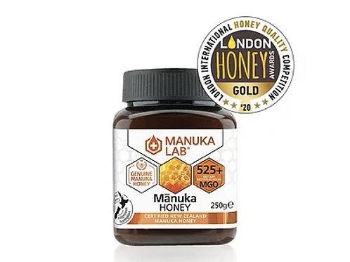 Manuka Lab MGO 525+ / UMF 15+ 麥蘆卡蜂蜜 250g Manuka Lab - MGO 525+ Manuka Honey