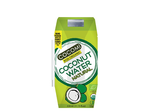 COCOMI椰子水(330毫升)  COCOMI Coconut Water (330ml)