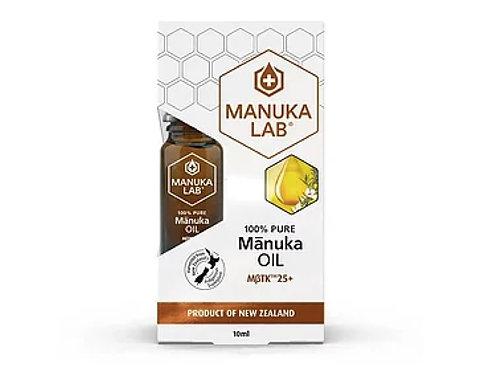 Manuka Lab 麥蘆卡精油 MβTK TM 25+ 10ml Manuka Lab - MANUKA OIL MBTK 25+ 10ml
