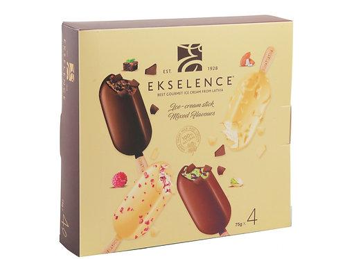 Ekselence脆皮雪糕批4件裝   Ekselence Multipack Stick Collection 4pcs