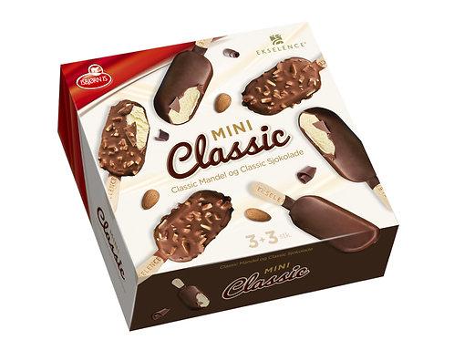 Ekselence經典&杏仁迷你雪糕批6件裝 Ekselence Ice-Cream Multipack Mini Classic 6pcs