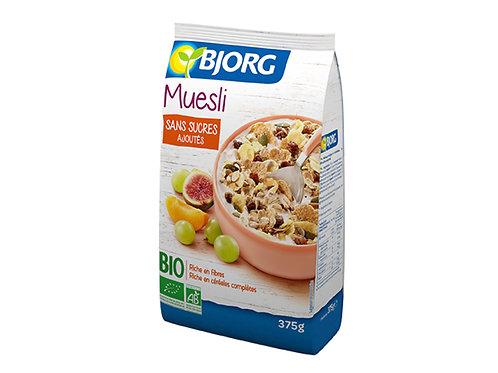 有機水果麥片不含糖(375克)Organic Fruit Muesli with No Added Sugar (375g)