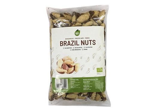 NATI有機巴西堅果(500克) NATI Organic Brazil Nuts (500g)