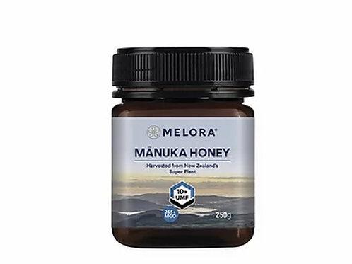 MELORA MGO300+ (UMF 10+) 麥蘆卡蜂蜜 250g MELORA - Manuka Honey UMF10+/263+ MGO 250g