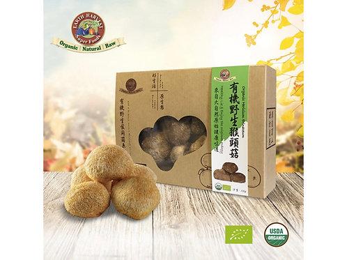 Earth Harverst Superfoods有機生機猴頭菇 100克 Raw & Organic Hericium Erinaceum 100g