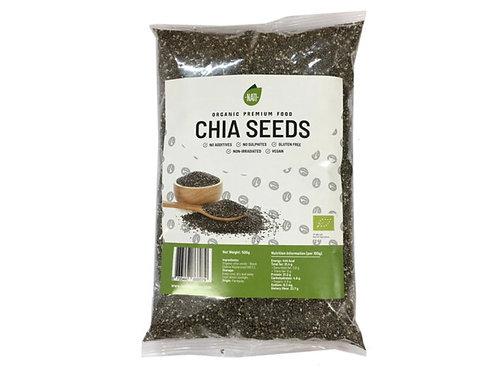 NATI 有機奇亞籽(500克) NATI Organic Chia Seeds (500g)