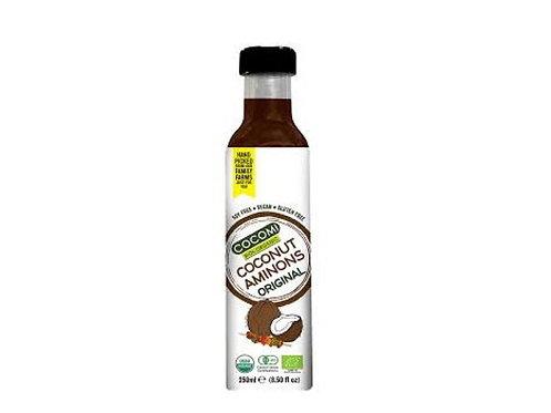 COCOMI 有機椰子氨基酸(250克)  COCOMI Organic Coconut Aminos (250g)
