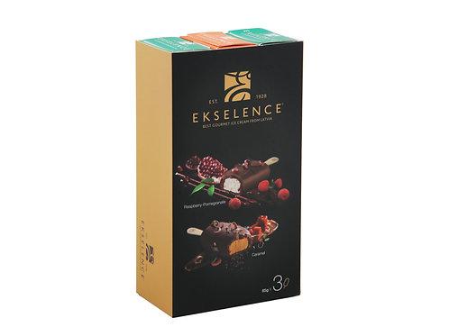 Ekselence脆皮雙層雪糕批3件裝 Ekselence Multipack Double Layer Collection 3pcs