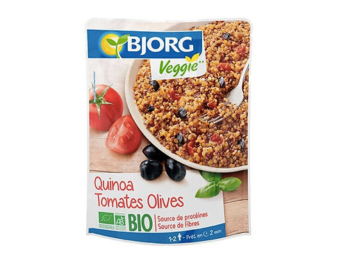 有機預煮藜麥配番茄和橄欖(250克)Organic Precooked quinoa with tomato and olives (250g)