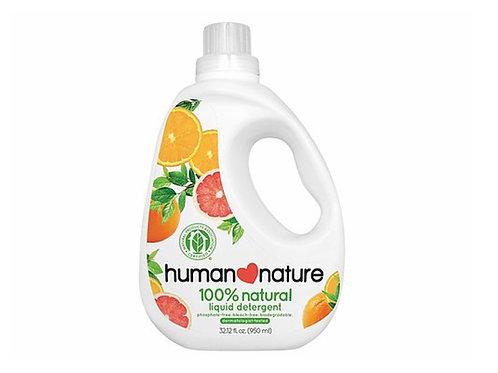 human nature衣服洗滌液950毫升  Liquid Detergent 950ml