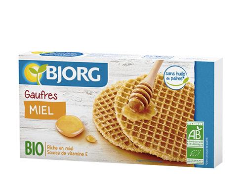 有機蜂蜜華夫餅(175g)Organic Honey Waffles (175g)