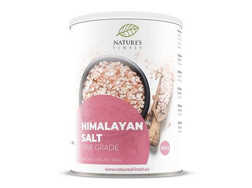 喜馬拉雅玫瑰鹽-细粒鹽 (500克) Himalayan Pink Cristal Salt - Fine (500g)