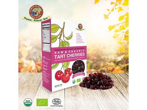 有機生機車厘子乾(櫻桃乾) Earth Harvest Superfoods Raw Organic Tart Cherries