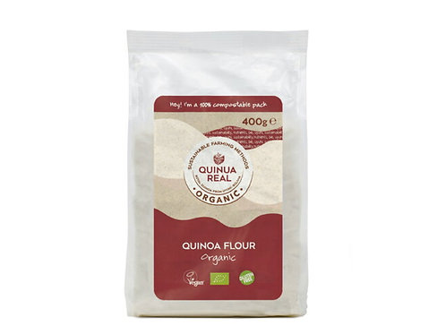 有機皇家藜麥麵粉(350克)Organic Quinua Real® flour (400g)