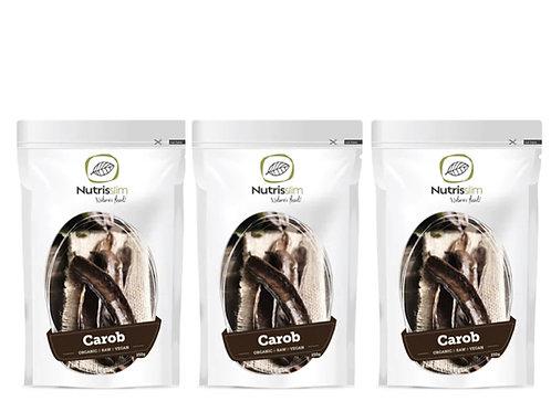 有機生角豆粉(250克) x 3  Organic raw carob powder (250g) x 3