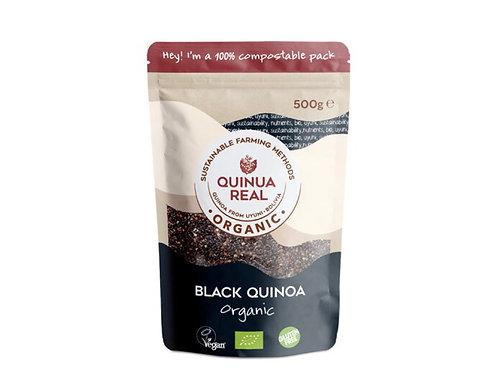 有機皇家黑藜麥米 (500克)  Organic black Quinua Real(500g)