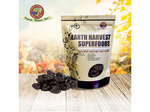 有機生機無核西梅乾 (無麩質) Earth Harvest SuperfoodsRaw & Organic Dried Pitted Prunes (Glut