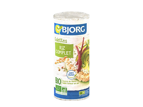 有機全穀物米餅(130g)Organic Whole Grain Rice Crackers (130g)