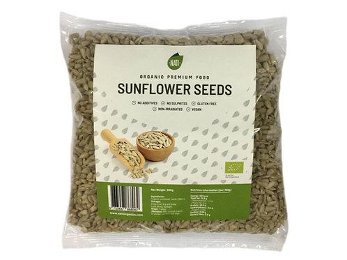 NATI 有機葵花籽(500克) NATI Organic Sunflower Seeds (500g)