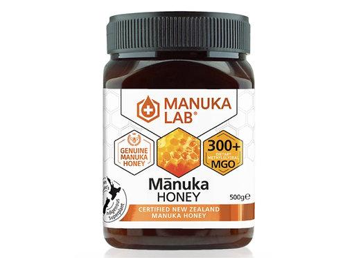 Manuka Lab MGO85+ / UMF 5+ 麥蘆卡蜜糖 + 檸檬味蜜糖 500g Manuka Lab - MGO 85+ Manuka Honey