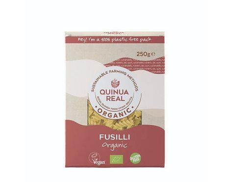有機大米配皇家藜麥螺絲粉 Organic rice and Quinua Real® fusilli (250g)