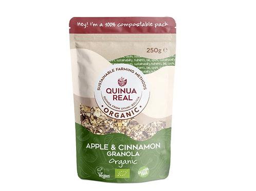皇家藜麥麥片加蘋果和肉桂(360克)Quinua Real granola with apple and cinnamon (360g)
