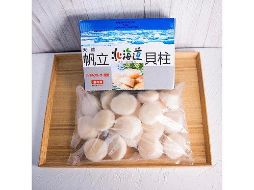 日本北海道扇貝2S (刺身帶子), 1 公斤 Japan Hokkaido Scallop 2S ( Sashimi Grade), 1kg