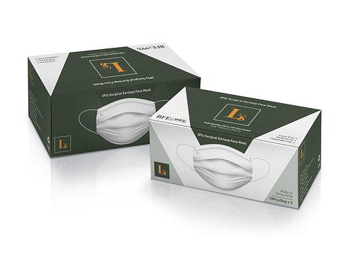 香港製造兩級口罩 x 4   L's Surgical Masks - Level 2 Surgical Masks x 4