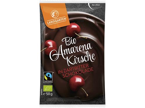 阿馬雷娜櫻桃覆蓋著黑巧克力(50克) Amarena Cherry in Dark Chocolate (50g)