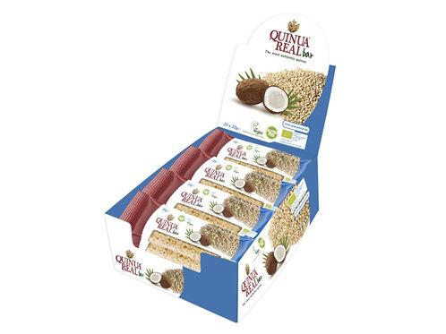 有機皇家藜麥椰子棒(20克)  Organic Quinua Real® bar with coconut (20g)