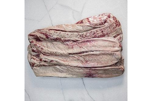 "澳洲 "" GK O'connor "" 冰鮮(150日穀飼)黑安格斯牛肉 - 牛肋條肉, 約2公斤 Rib Finger"