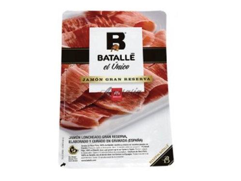 西班牙杜洛克風乾火腿片20+ 月,100克  Spanish Reserva Batalle Sliced Jamon 20+ months, 100g